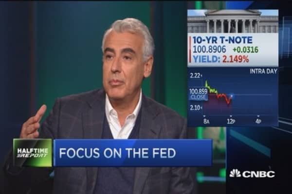 Marc Lasry on the Fed
