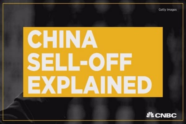 China's week of global market turmoil: key takeaways