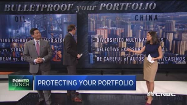 China-proofing your portfolio