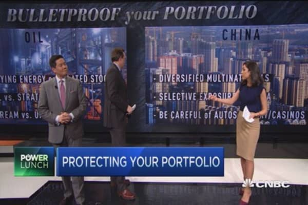 China-proofing your portfolio