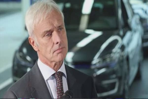 A possible fix for VW cars