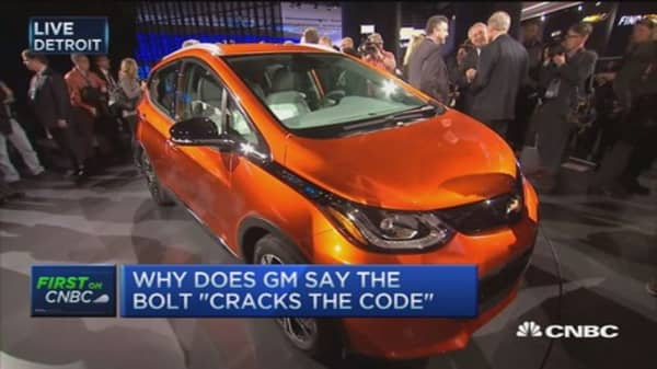 GM: Chevy Volt 'cracks the code'