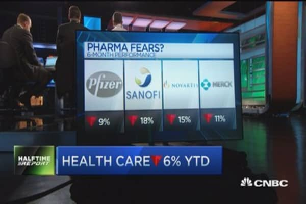 The pharma trade