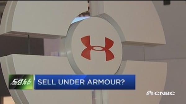 Call of the Day: Under Armour downgraded