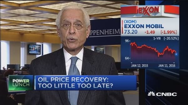 Normal oil price $60-$70, could take years: Pro