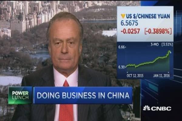 End of China's slowdown?