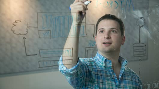 IBM inventor Jeremy Greenberger contributed new patent applications in 2015 to advance the future of cognitive, cloud and Internet of Things.