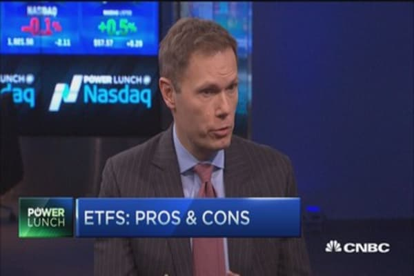 At the heart of ETFs