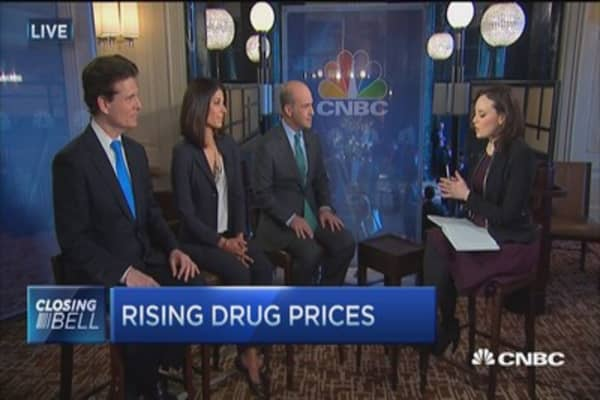 Biopharmaceutical pros address rising drug prices