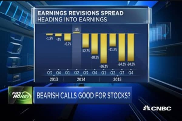 The sectors most in trouble heading into earnings: Pro