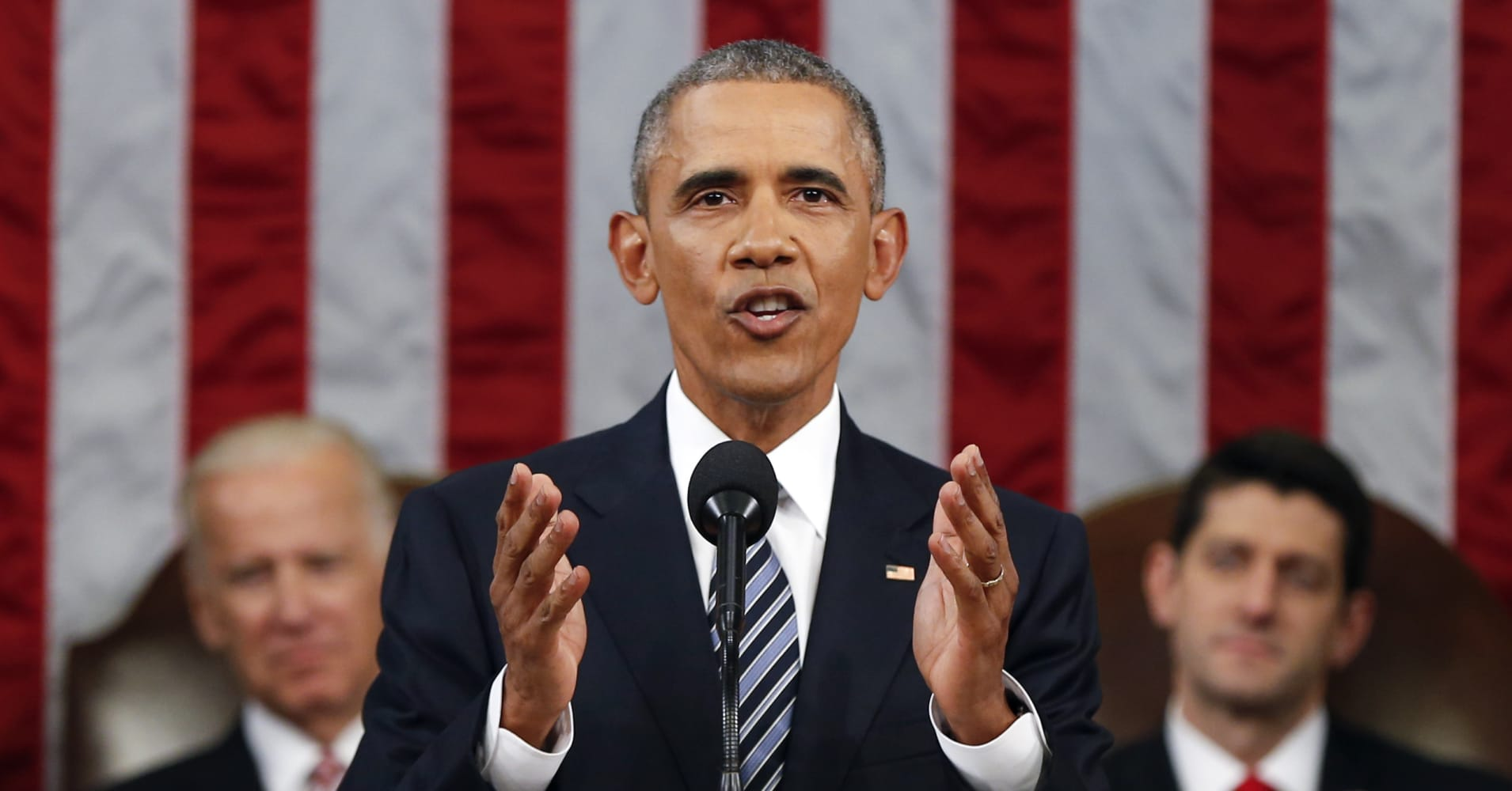 obama in state of the union we need to fix our politics