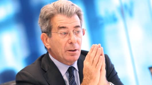 Michel Landel, chief executive officer of Sodexo.