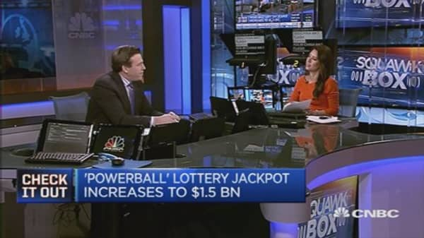 New Jersey workers win lottery... or did they?