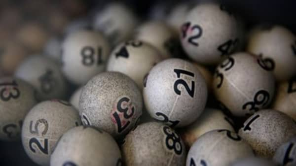 The best time to play the Powerball was actually $600M ago