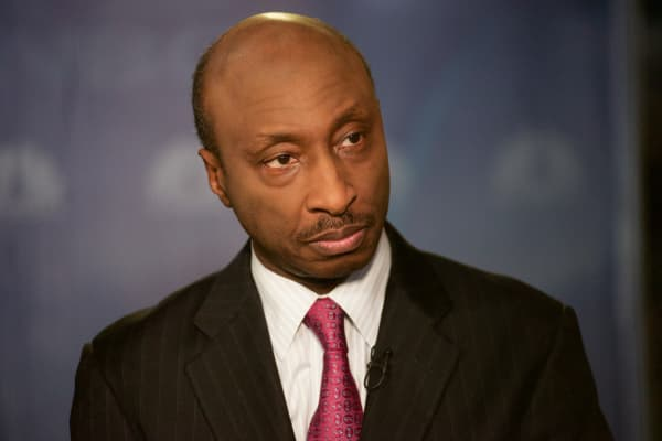 Kenneth Frazier, CEO of Merck.