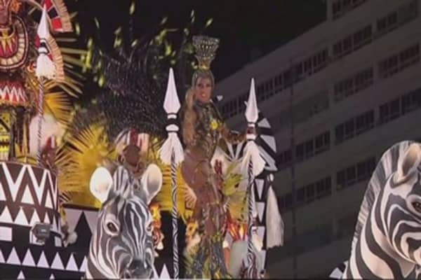 Brazil cancels carnival