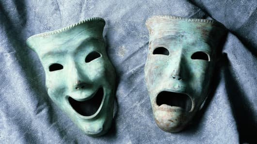 Comedy tradegy theater masks