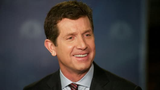 Alex Gorsky chairman and CEO Johnson & Johnson.
