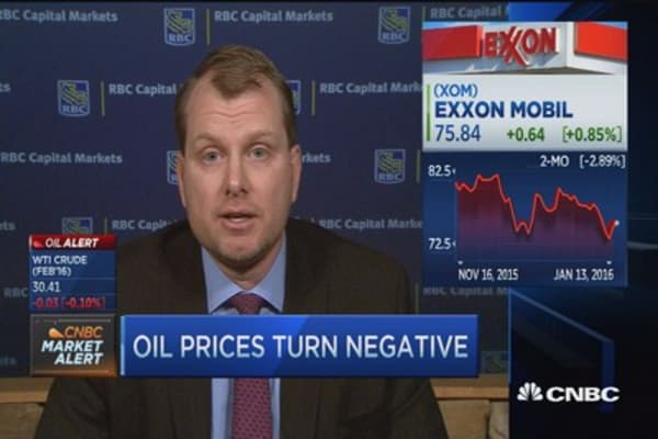 Oil prices to recover later in 2016: analyst