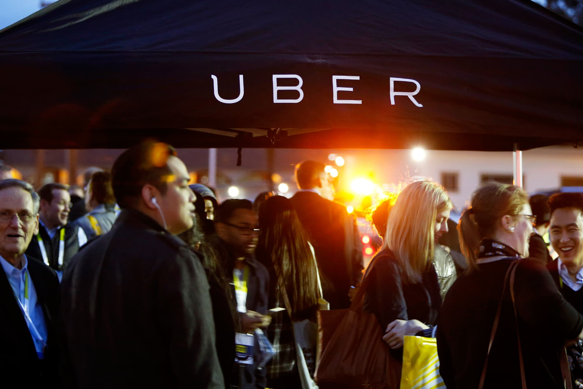 Uber selling shares to these 1 percenters biocorpaavc