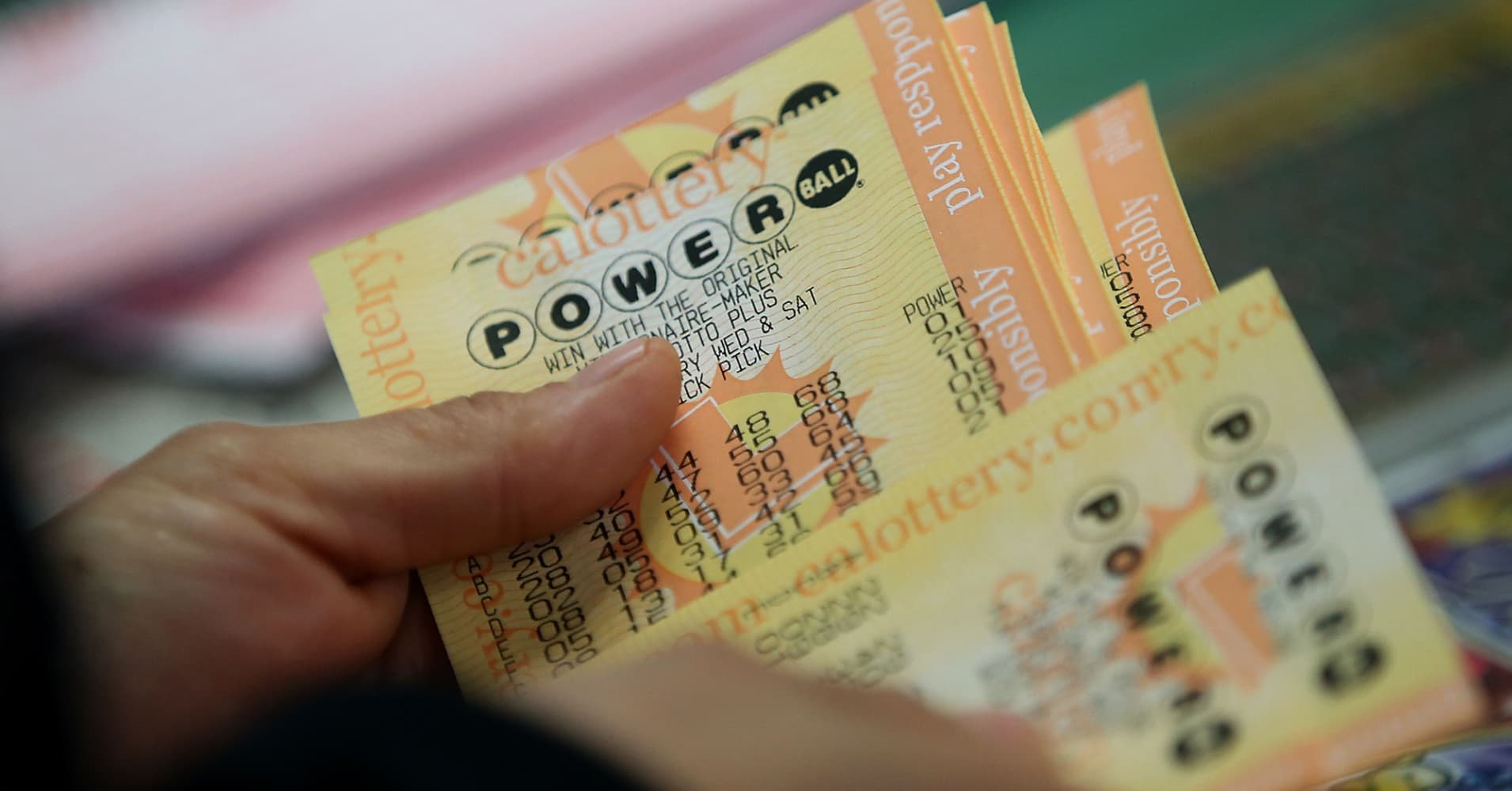 Would-be millionaires now have two chances at jackpots of more than $300 million