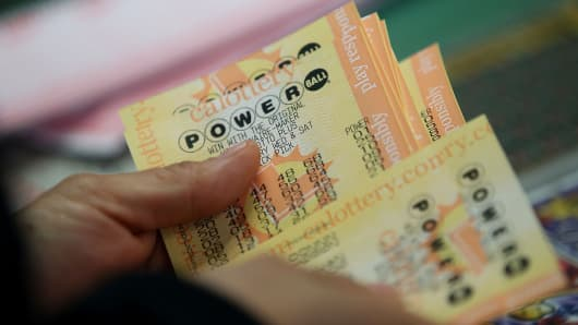 Almost  $700 million in lottery jackpots up for grabs this weekend
