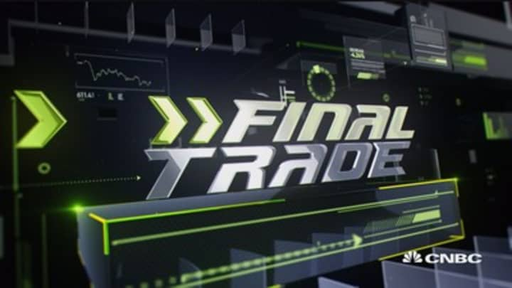 Fast Money Final Trade: Oil, the S&P & more