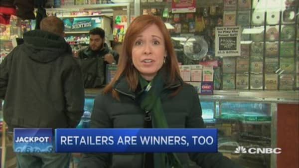 Even Ohio weather doesn't deter sales