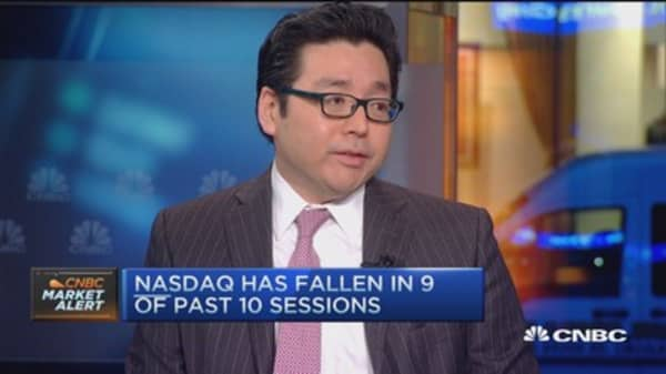 Tom Lee: Stocks are like the new bonds now