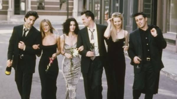 'Friends' getting back together