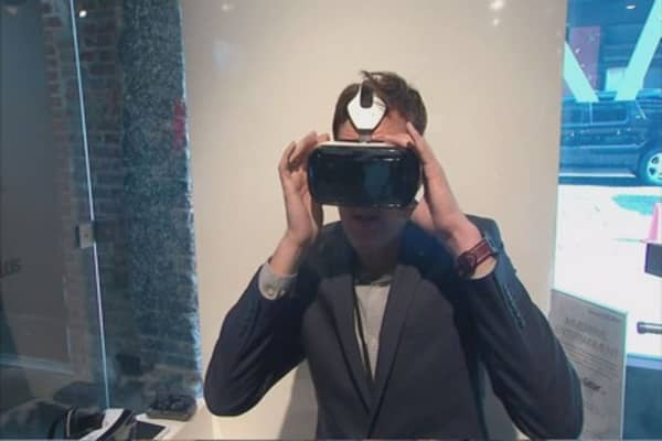 Virtual Reality an $80B business? Goldman
