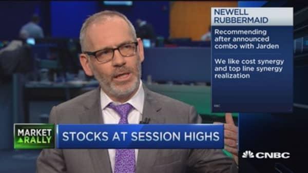 Stocks to buy in 2016: RBC