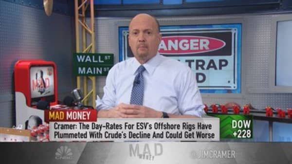 Cramer: Beware! Signs of a dangerous value trap