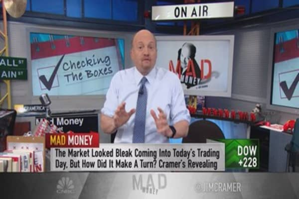 Cramer: Sparks that relit the flame of this market