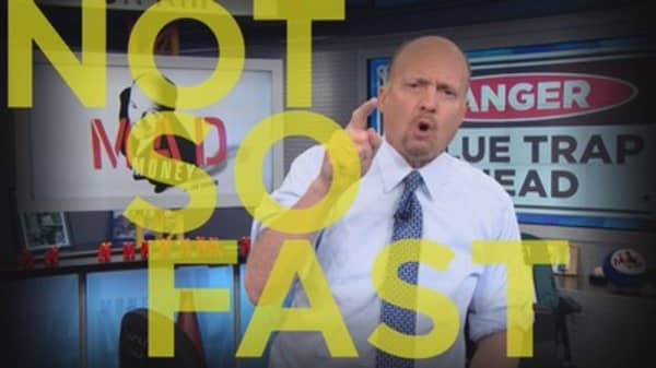 Cramer Remix: Don't let these stocks fool you