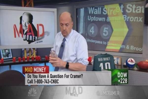 Cramer: How I knew to buy before the big rebound