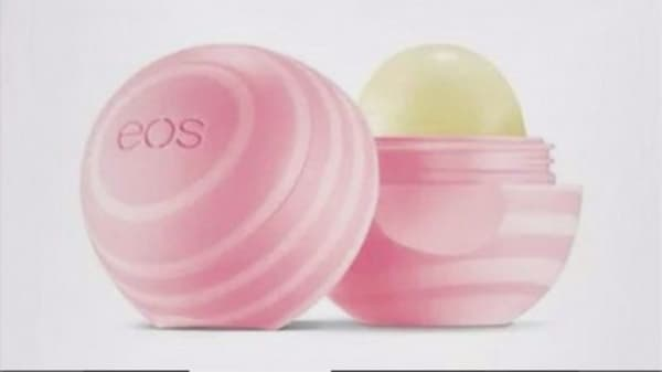 EOS sued over alleged lip balm issues