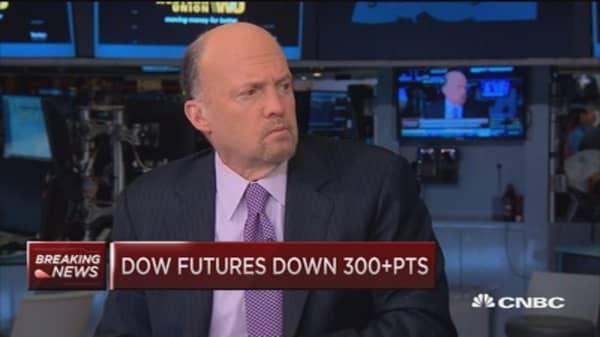 Cramer: Wal-Mart job cuts had to be done