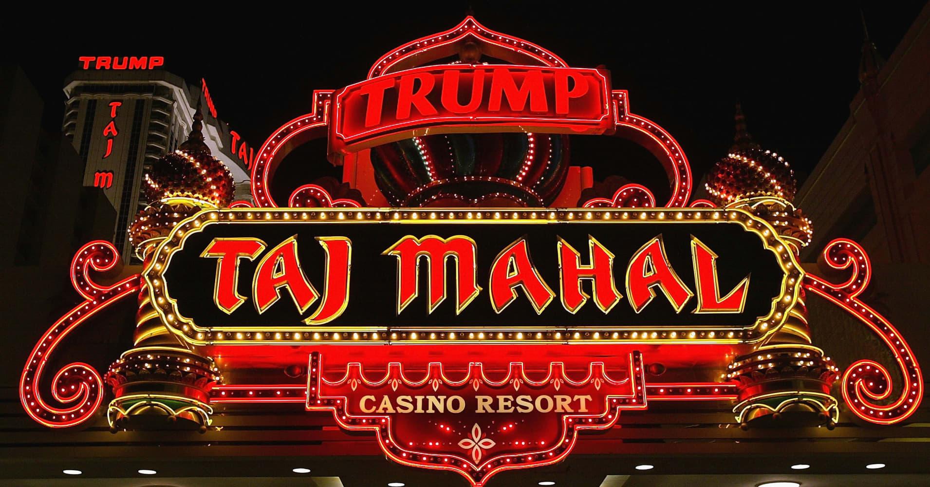 Trump taj mahal closes after 26 years 5th casino casualty for Taj mahal online casino