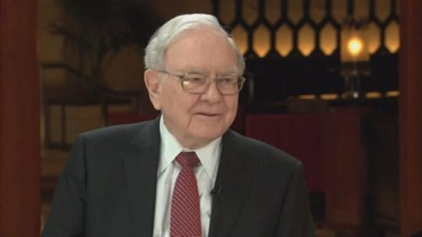 Warren Buffett drills deeper into his oil bet