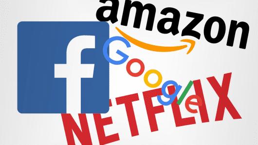 Facebook Amazon Netflix Google FANG