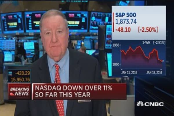 Cashin: 2016 not a repeat of the 2008 financial crisis, but...