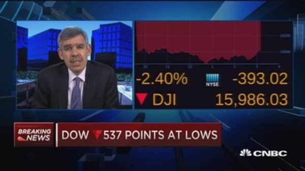 El-Erian: Look out for a lot volatility this year