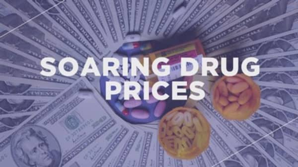 Health care CEOs on soaring drug prices