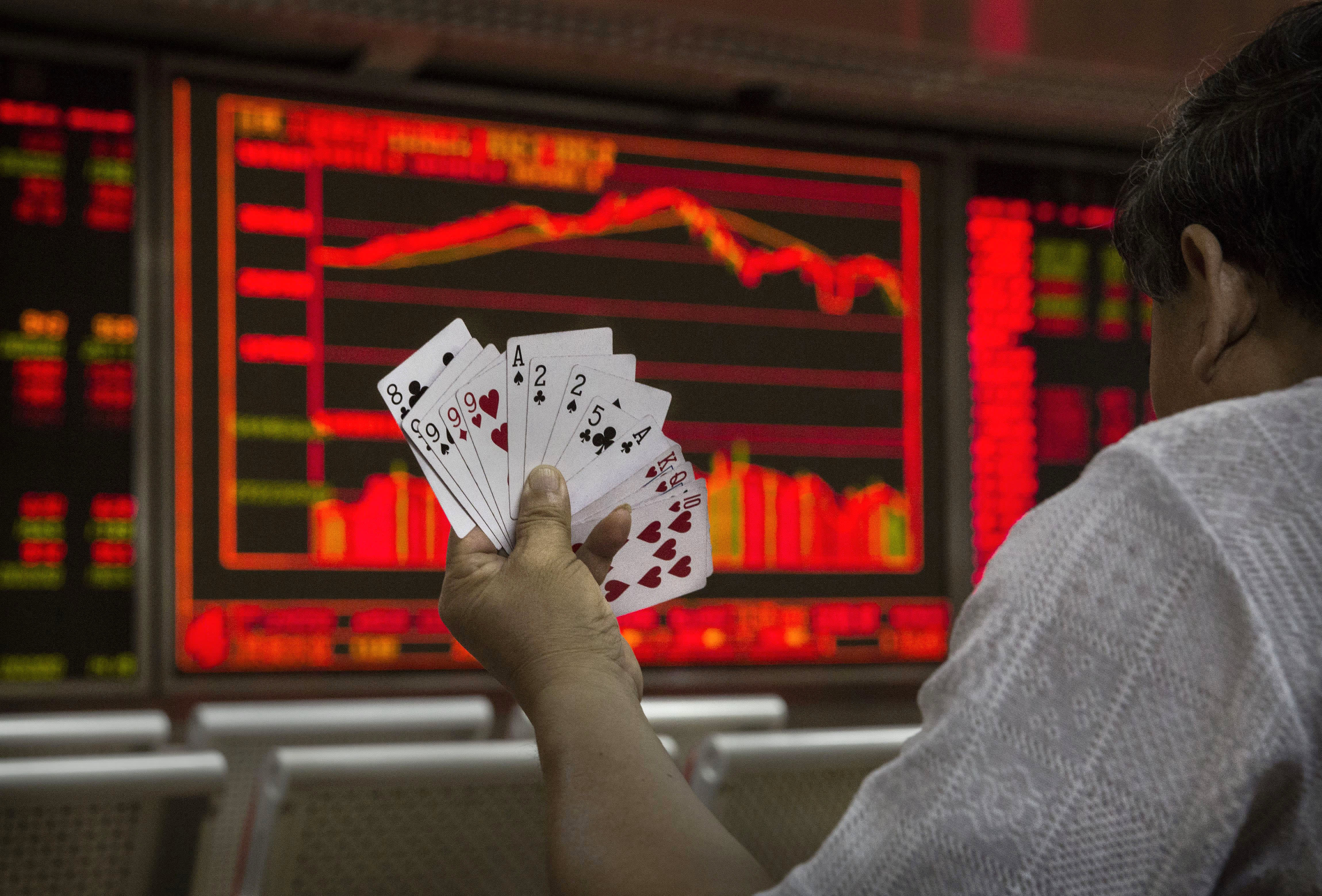 Investors reap near 50 stock gains so far from this china index biocorpaavc Gallery