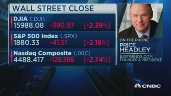 More volatility ahead for US stock market