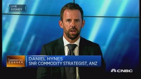 Oil market funamentals taking a back seat: ANZ