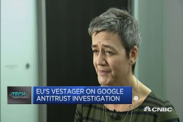 Antitrust case against Google worth 6 billion euros