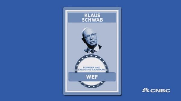 What you need to know: Klaus Schwab