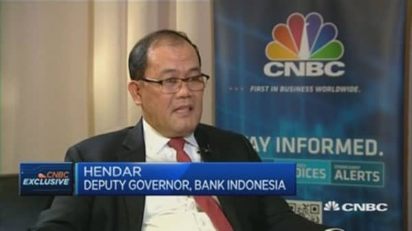 Indonesia's central bank sees room for further easing